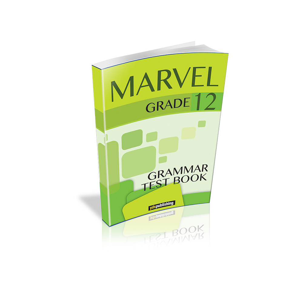 Grammar Test Book