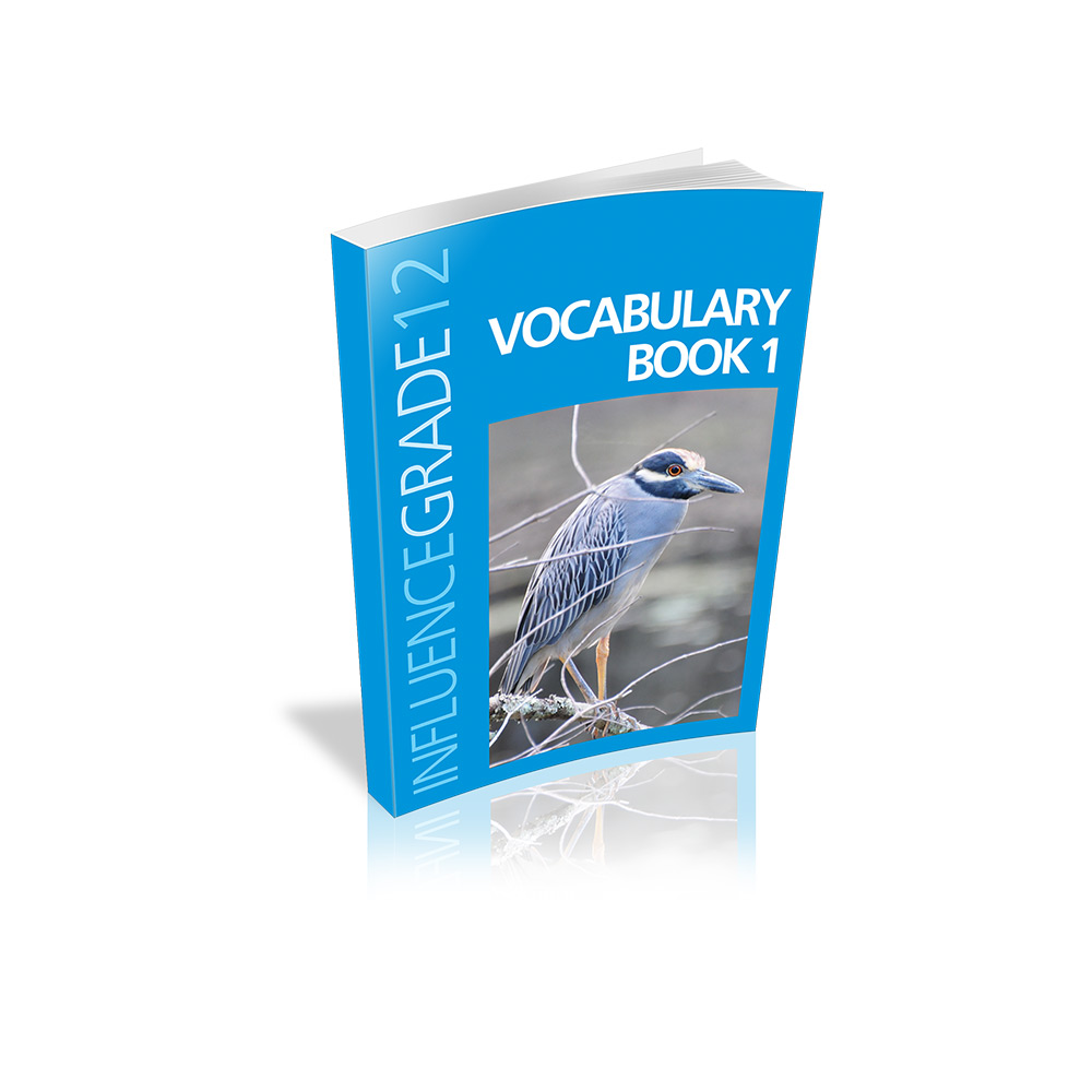 Vocabulary Book 1