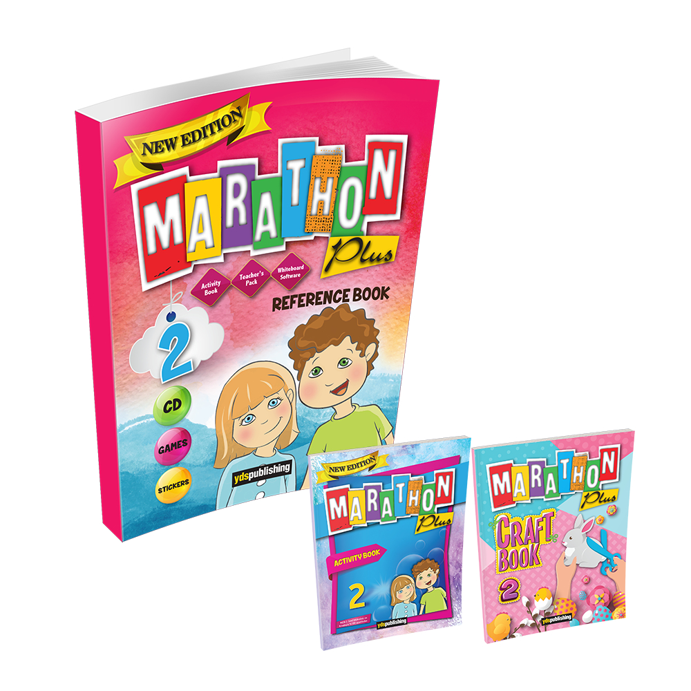 Marathon Plus 2 Set
