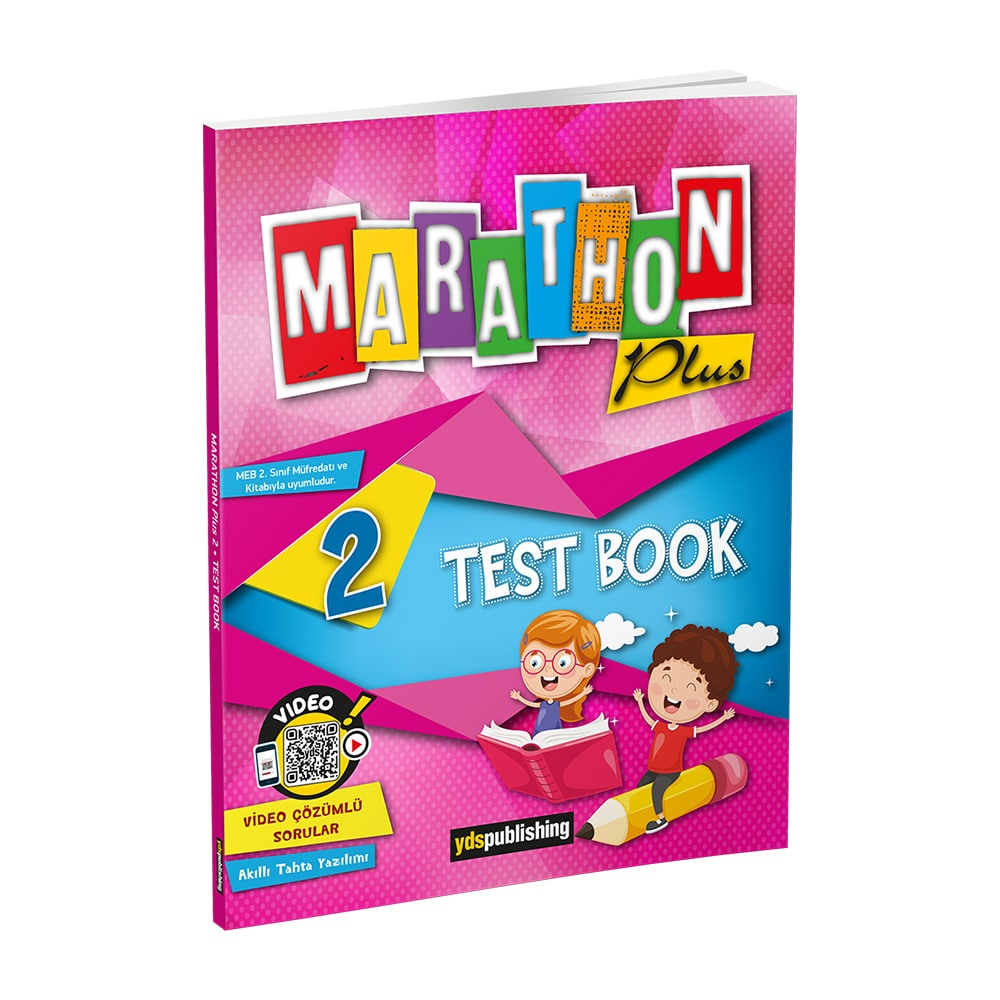 Marathon Plus 2 Test Book