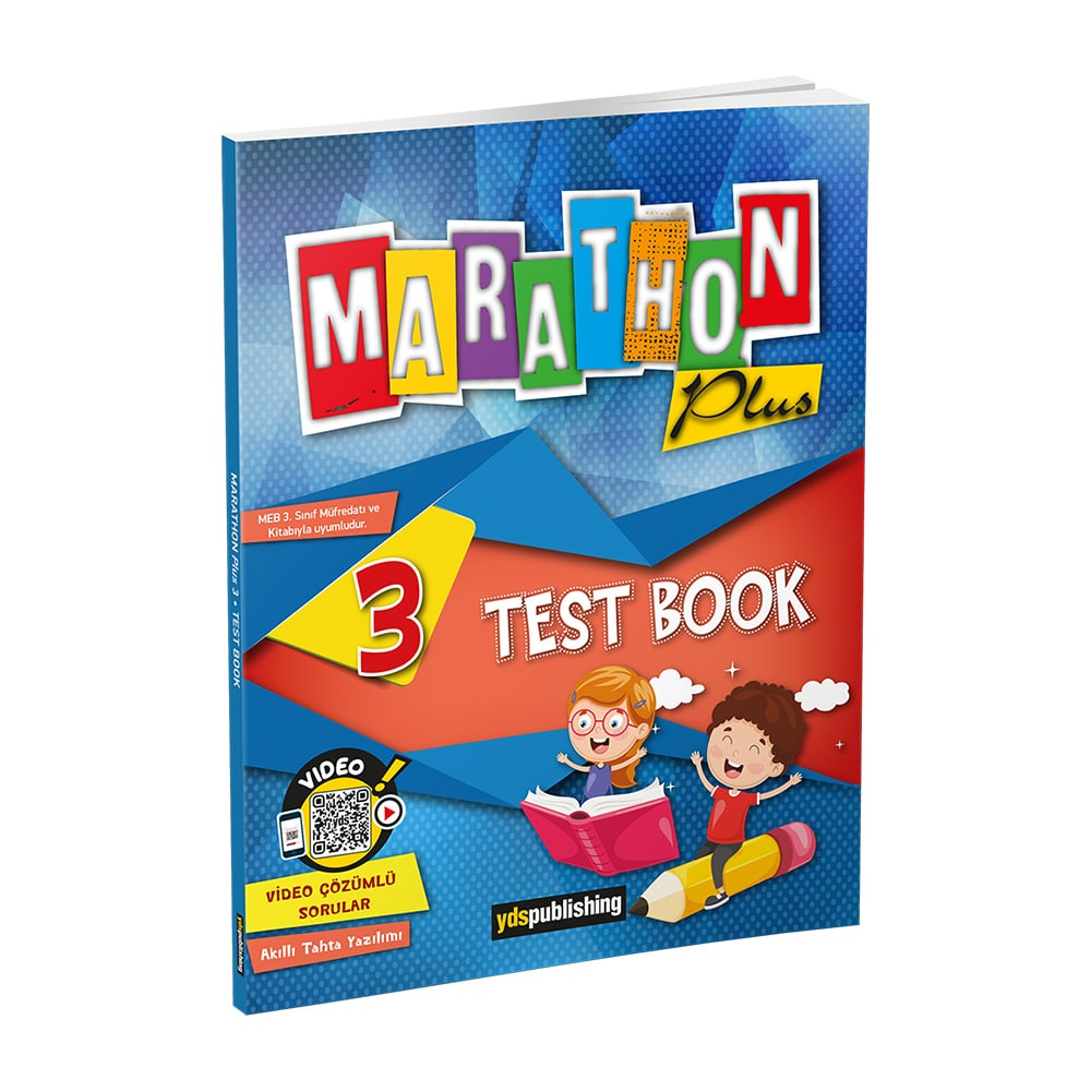 Marathon Plus 3 Test Book