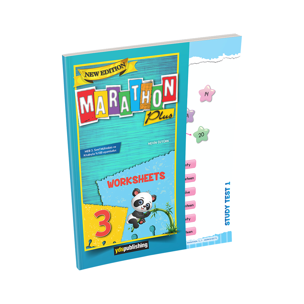 Marathon Plus 3 Worksheets