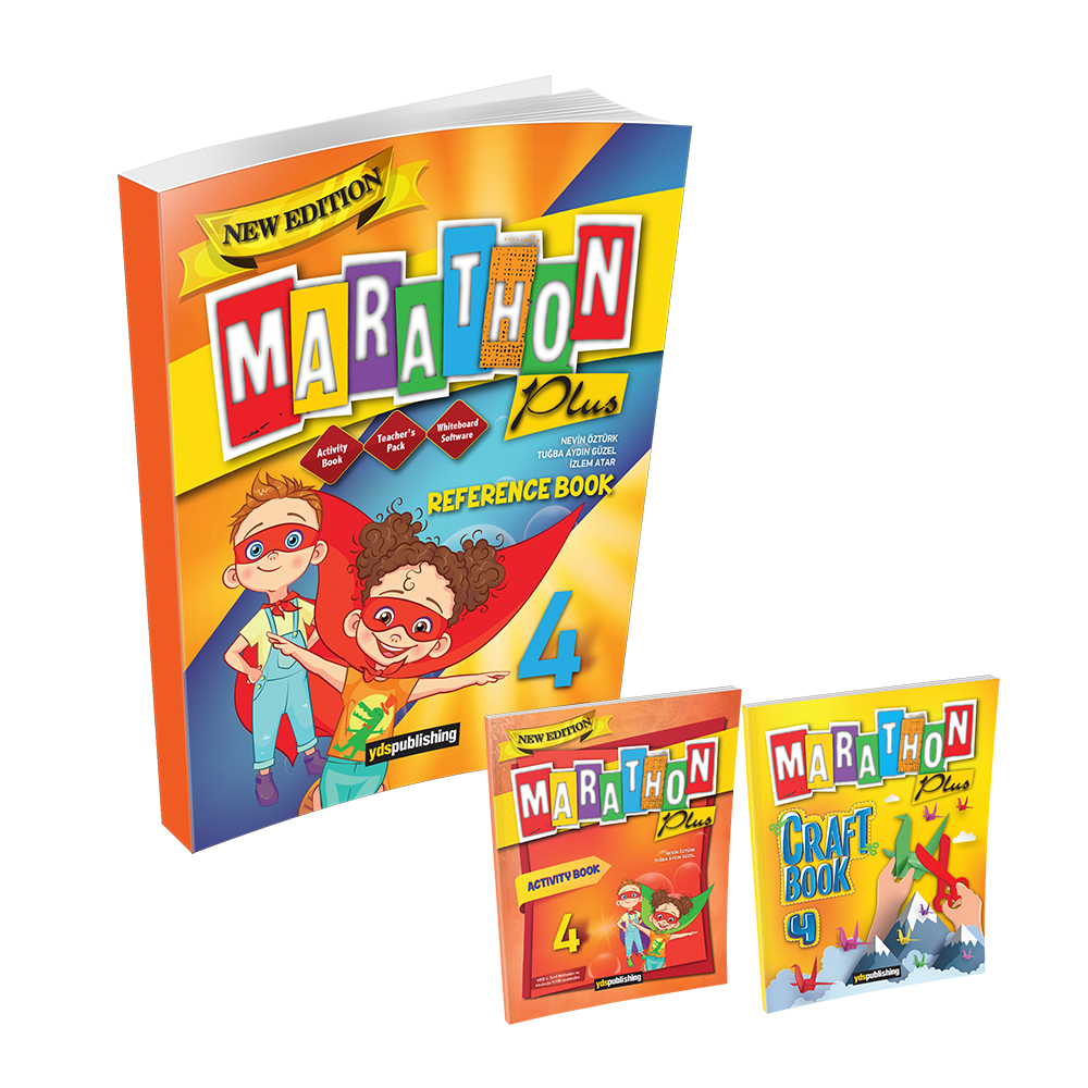 Marathon Plus 4 Set