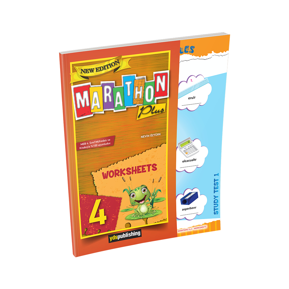 Marathon Plus 4 Worksheets