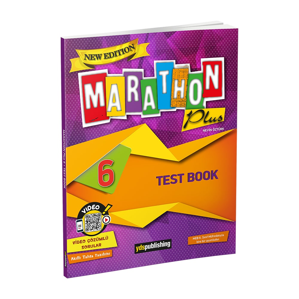 Marathon Plus 6 Test Book