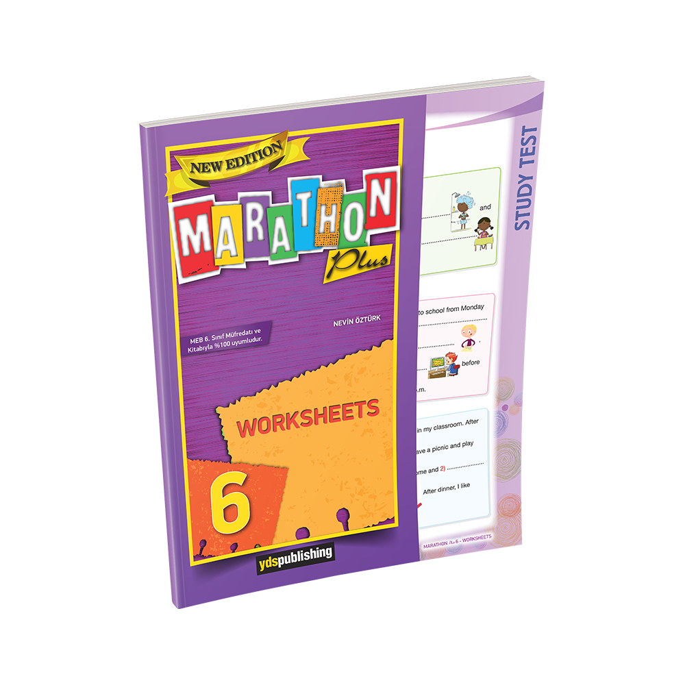 Marathon Plus 6 Worksheets