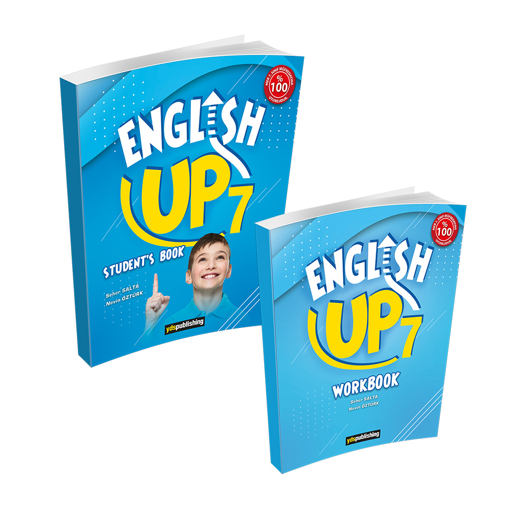 English Up 7 Set
