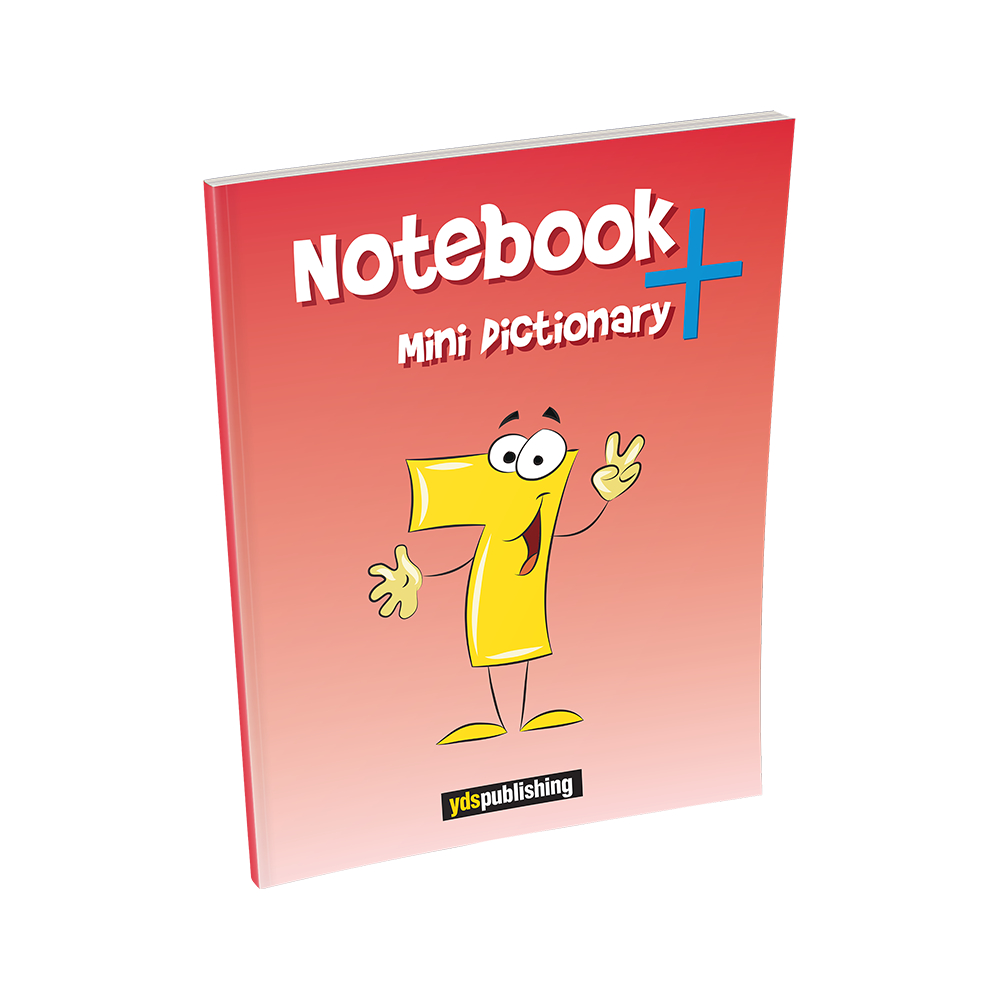 Notebook + Mini Dictionary