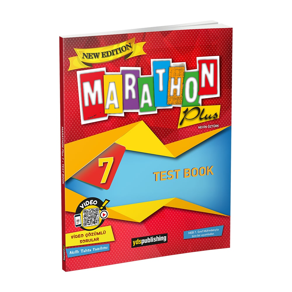 Marathon Plus 7 Test Book