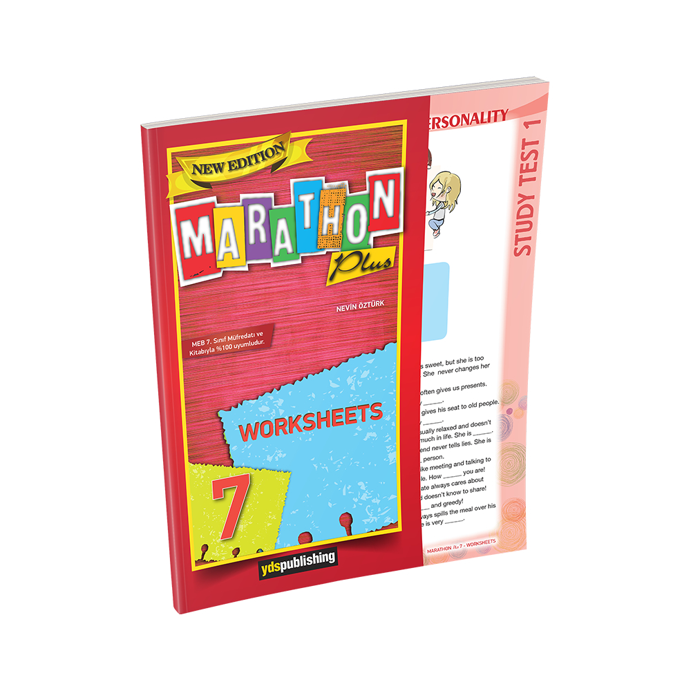 Marathon Plus 7 Worksheets