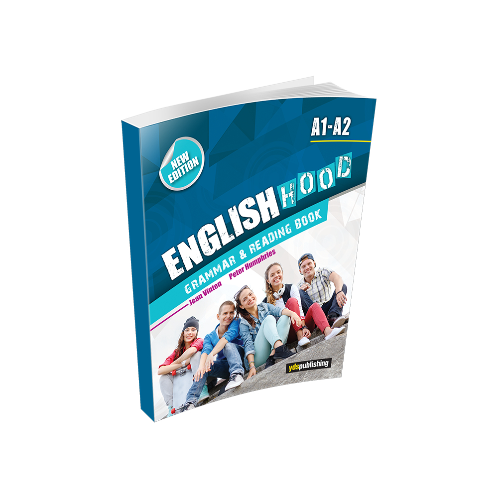 Englishhood A1 / A2 - Grammar & Reading Book