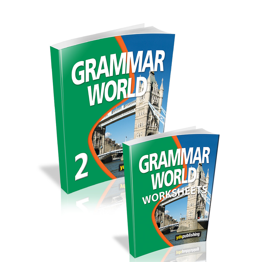 Grammar World 2 Set