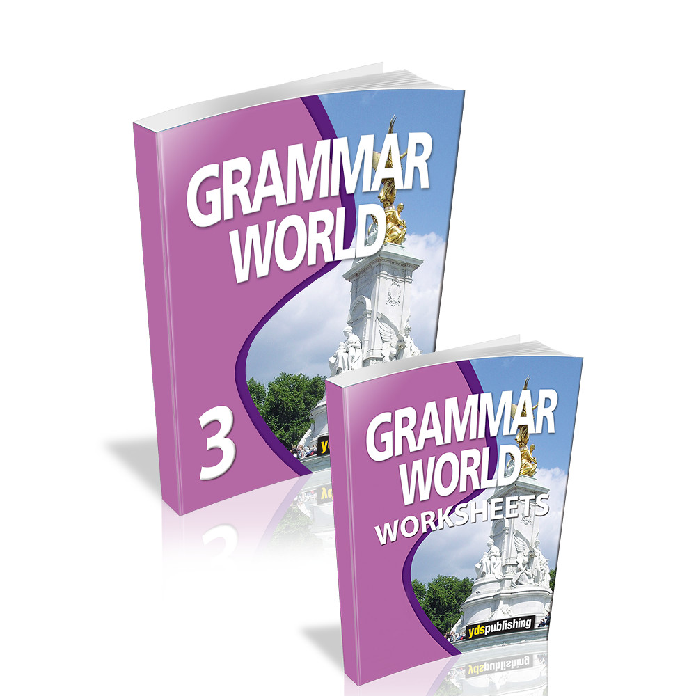 Grammar World 3 Set