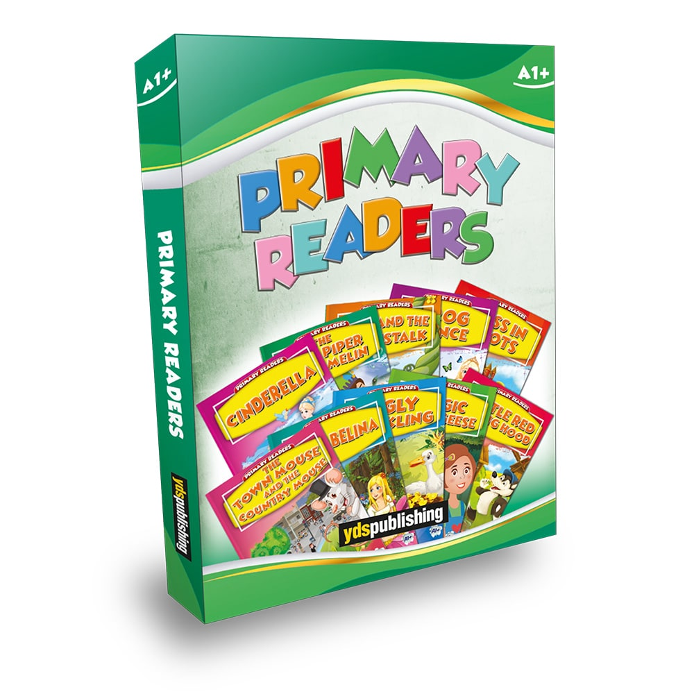 Primary Reader Series A1+