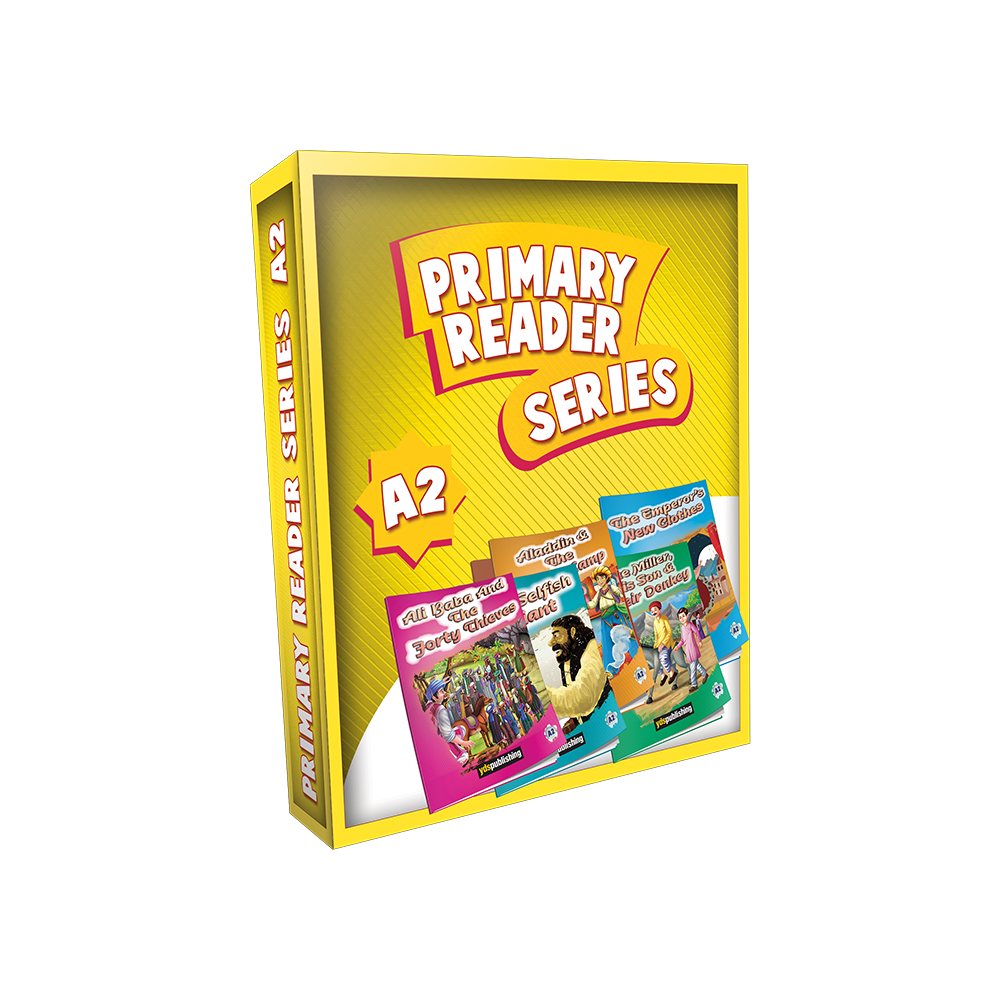Primary Reader Series A2