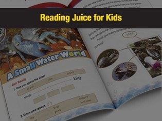Reading Juice for Kids